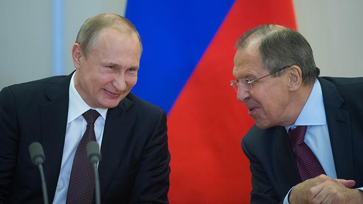 """""""EE.UU. aumenta la presión sobre Rusia, pero esta estrategia no funciona con nosotros"""""""