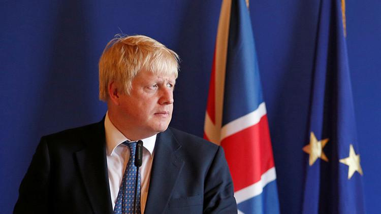 """Rusia: """"El canciller británico demuestra que las protestas antirrusas están dirigidas por Occidente"""""""