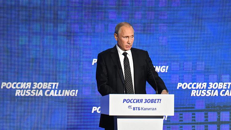 """Putin: """"Rusia y EE.UU. saben quién atacó al convoy humanitario en Alepo"""""""