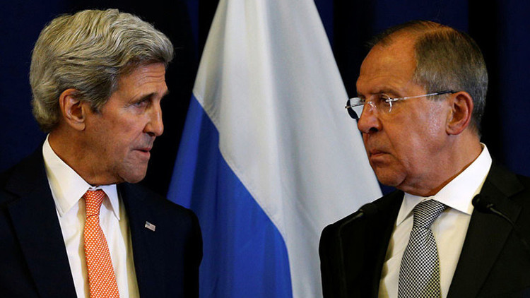 Cancilleres de Rusia y EE.UU. abordarán la situación siria en Suiza el 15 de octubre
