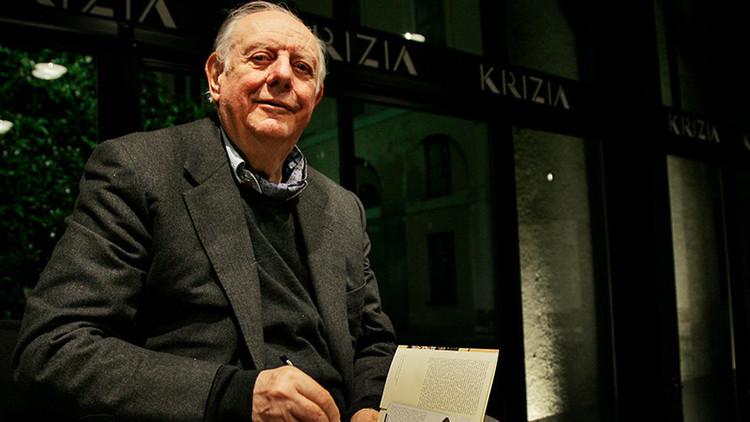 Fallece el escritor italiano Dario Fo, premio Nobel de Literatura