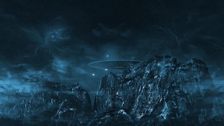 El avistamiento de un ovni en EE.UU. sugiere la existencia de bases alienígenas en la Tierra (foto)