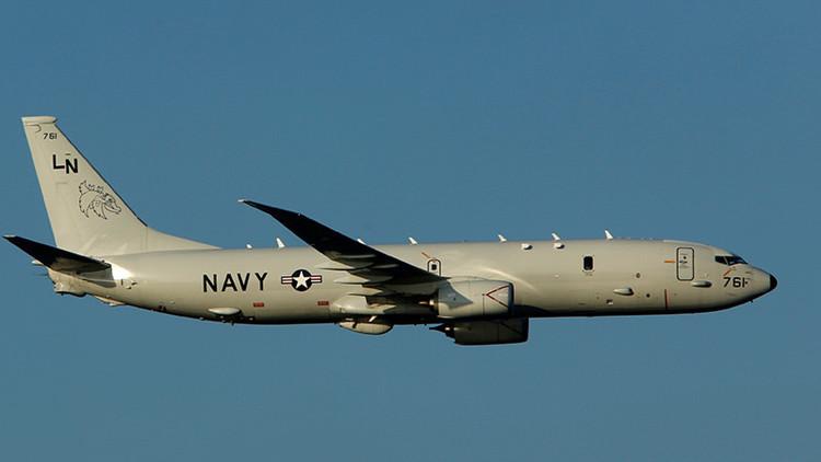 Tres aviones espías occidentales se aproximan a Rusia en los mares Báltico y Negro