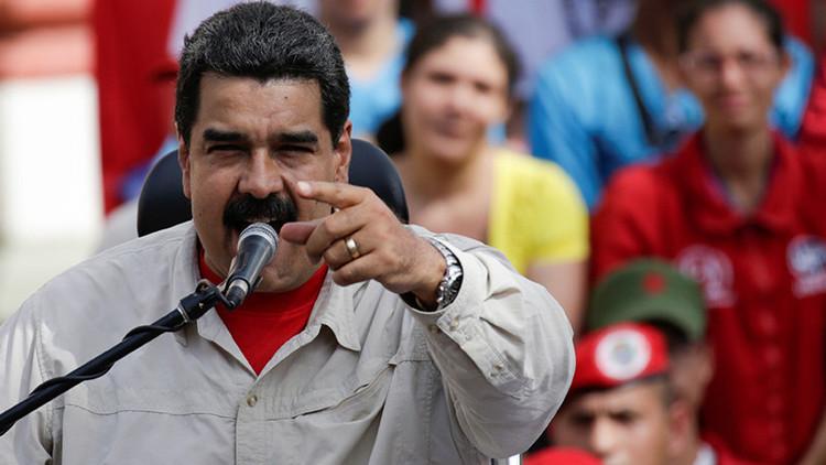 """Maduro: """"La Corona española debería pedir perdón por el genocidio contra los pueblos indígenas"""""""