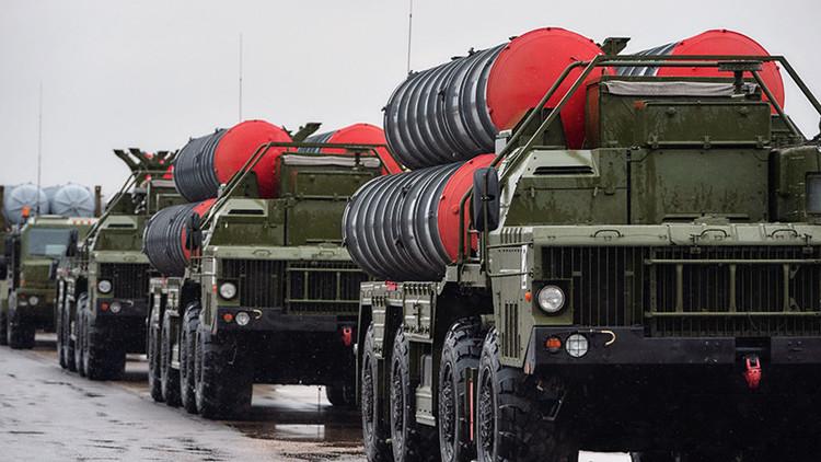 India firmará este año un contrato para incorporar sistemas antiaéreos S-400 Triumf rusos
