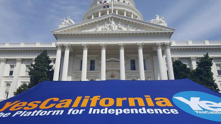 Separatistas estadounidenses abrirán en Rusia el 'consulado' de California