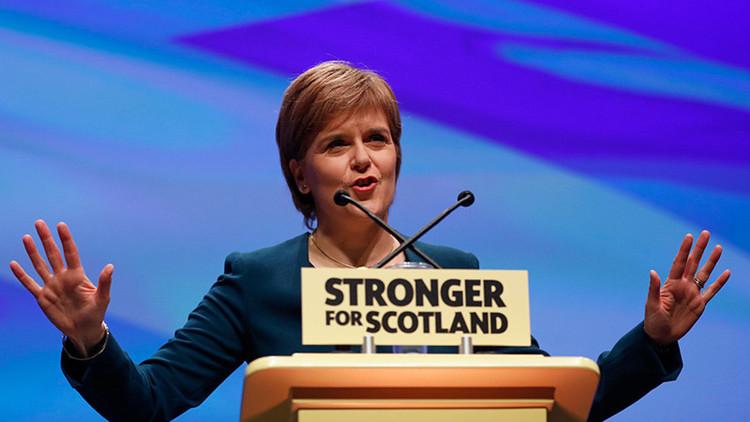 Escocia desafiará a Londres con un segundo referéndum de independencia