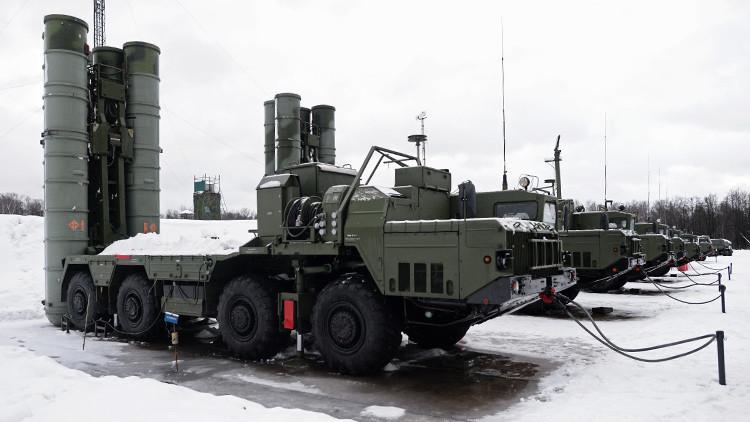 Motores invulnerables: Rusia moderniza el vehículo de los sistemas de misiles S-400 y S-500