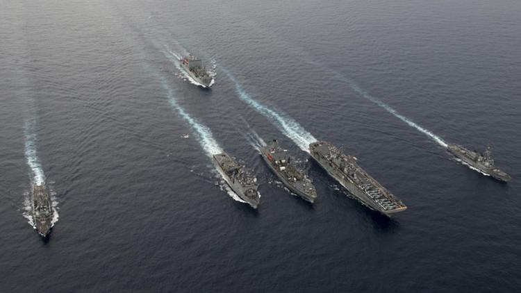 """Pionyang advierte que las """"provocaciones"""" de Seúl y Washington les llevarán a su """"autodestrucción"""""""