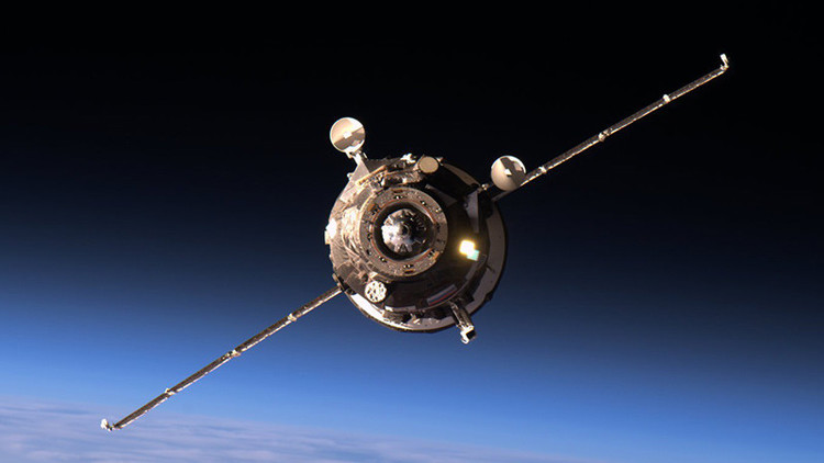 El carguero espacial ruso Progress se desacopla de la Estación Espacial Internacional