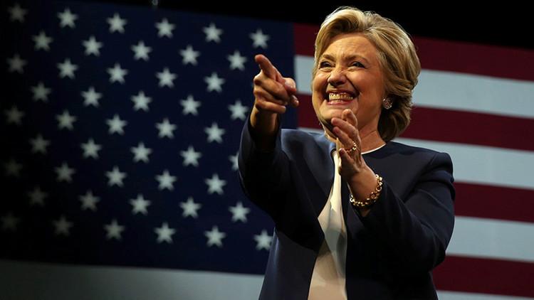 """WikiLeaks: Clinton amenazó """"rodear China con el sistema de defensa antimisiles"""""""