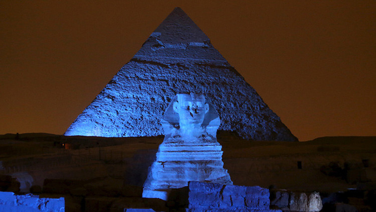 """""""Dos anomalías"""": Nuevo hallazgo vuelve a despertar el interés en la Pirámide de Guiza (video)"""