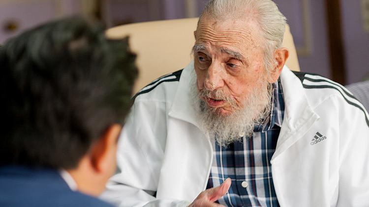 Fidel Castro revela los retos que enfrenta la humanidad