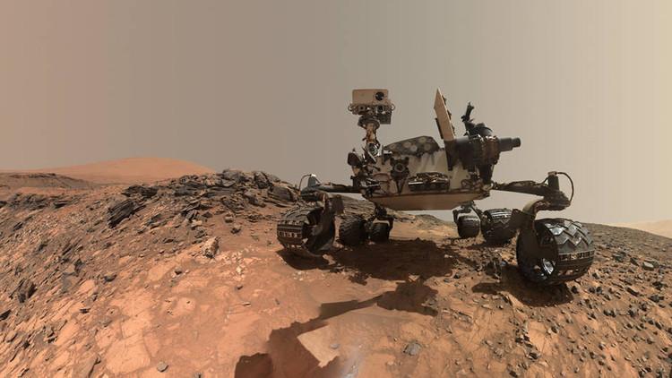Hallan una 'nueva prueba' de la existencia de una antigua civilización en Marte (VIDEO)