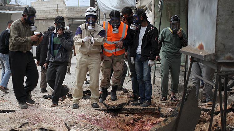 EE.UU. presenta a Siria nuevas exigencias sobre sustancias químicas
