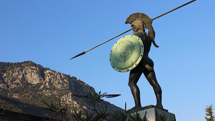 Científicos 'resucitan' al misterioso guerrero del grifo que vivió en la Edad de Bronce (foto)