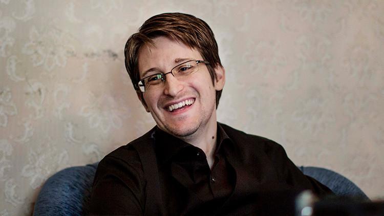 Snowden bromea sobre la 'operación encubierta' de Joe Biden contra Rusia