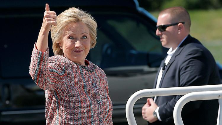 Documentos del FBI revelan un pacto con el Departamento de Estado para proteger a Clinton