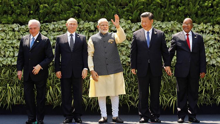 """Putin sobre los países del BRICS: """"No aceptamos la política de imposiciones"""""""