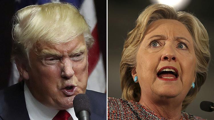 """""""El menor de dos males sigue siendo malo"""": los estadounidenses sobre sus presidenciales"""