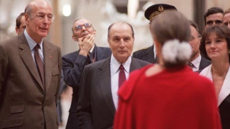 Publican en Francia la correspondencia de François Mitterrand con su amante secreta