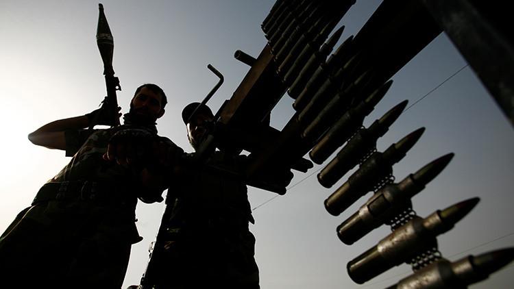 """""""Utilizan a personas como carne de cañón"""": un exmilitante desvela la realidad del Estado Islámico"""