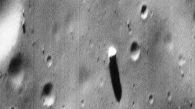 El misterio del monolito hallado en uno de los satélites de Marte