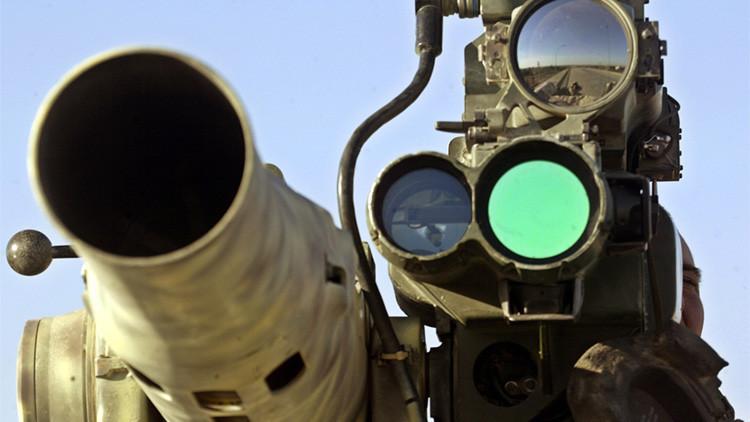 """Rusia: """"Los terroristas reciben en Alepo sistemas de misiles estadounidenses TOW"""""""