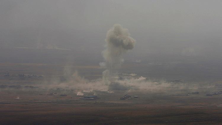 Un atentado suicida mata decenas de soldados iraquíes