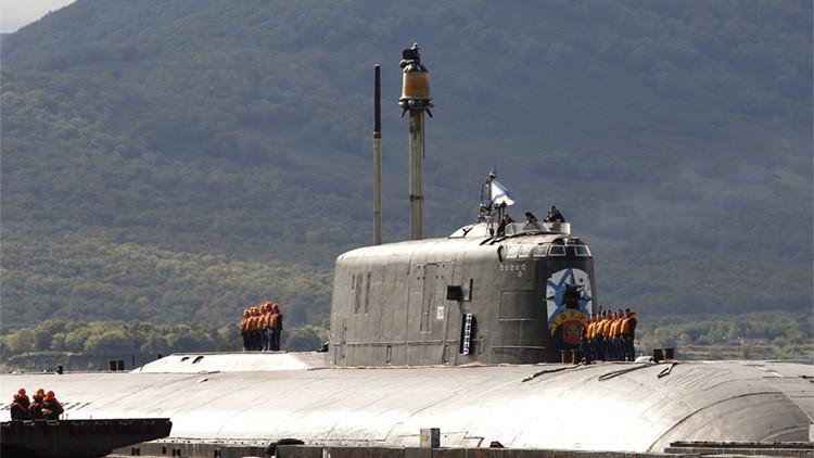 """Rusia prueba con éxito su """"asesino de portaaviones"""""""