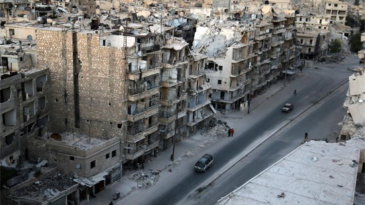 """""""Rusia ve una brusca ruptura entre las promesas de EE.UU. sobre Siria y la realidad"""""""