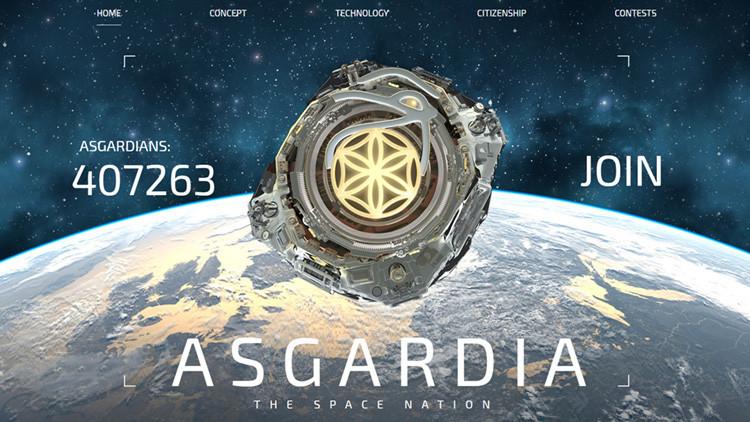 Nace Asgardia, el primer Estado extraterrestre de la historia