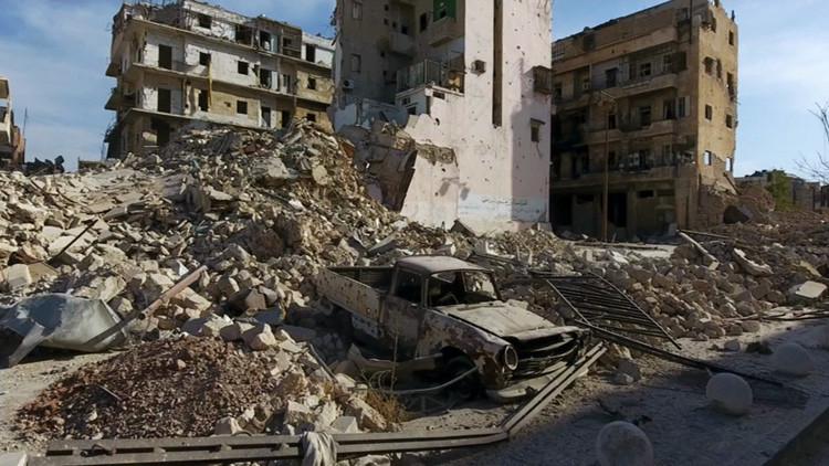 Rusia da otra oportunidad a EE.UU. para que cumpla los acuerdos previos sobre Siria