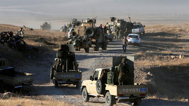 Lavrov, sobre el operativo de Mosul: Las milicias del EI podrían huir a Siria
