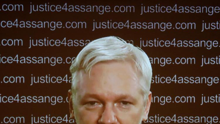 El fundador de WikiLeaks, Julian Assange.