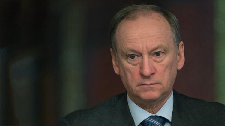 El secretario del Consejo de Seguridad de Rusia, Nikolái Pátrushev