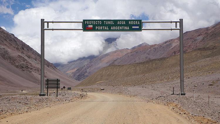Argentina y Chile construirán un túnel vial en la cordillera de Los Andes