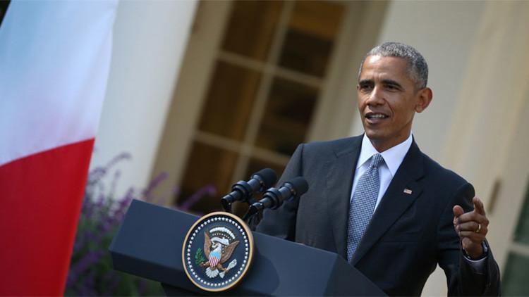 """Obama: """"Rusia es grande y tiene que ser parte de la solución de los problemas mundiales"""""""