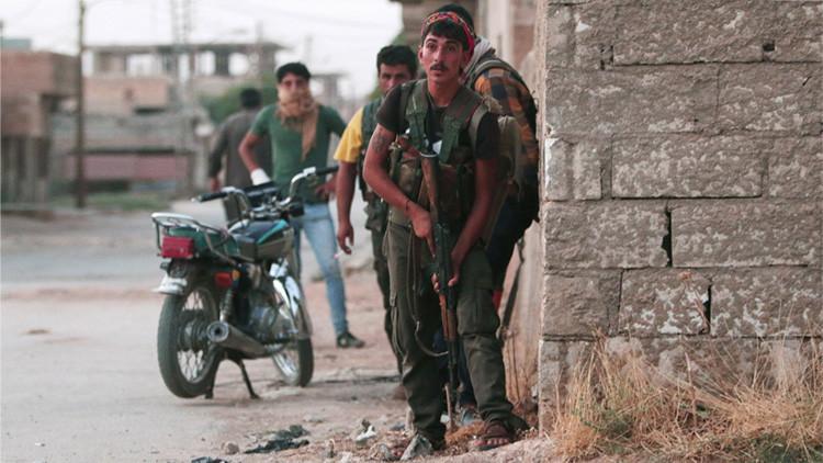 El Estado Islámico lanza una ofensiva contra los kurdos en Alepo tras los ataques de EE.UU.