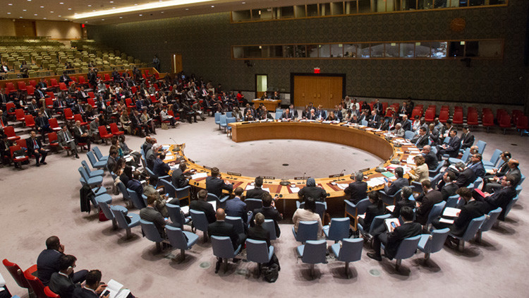 Reunión del Consejo de Seguridad de la ONU sobre la cooperación entre Naciones Unidas y África en materia de paz y seguridad.