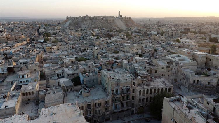 El Ministerio de Defensa ruso transmitirá la evacuación de Alepo en tiempo real