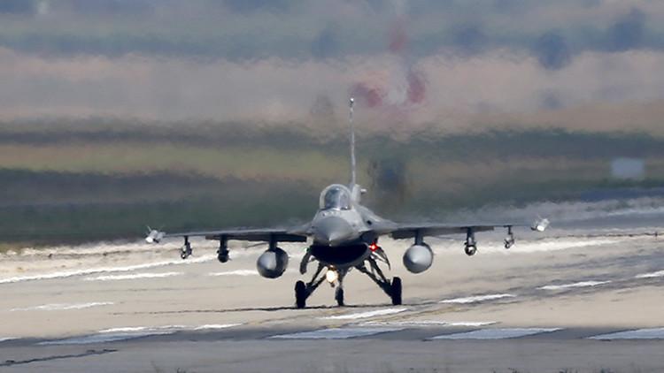Ataques aéreos de Turquía matan entre 160 y 200 combatientes kurdos en el norte de Siria