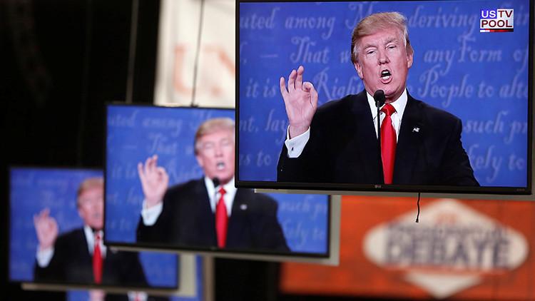 """Trump: """"Tenemos algunos 'bad hombres' en este país y necesitamos sacarlos"""""""