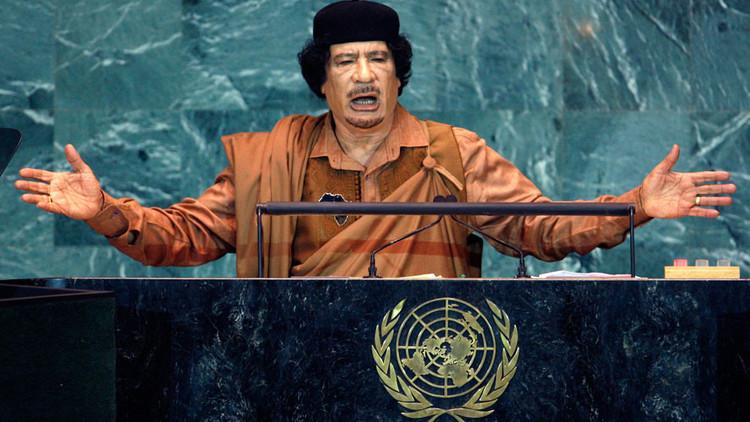 """Resultado de imagen de Profecías de Gadafi: """" europa se llenará de refugiados"""