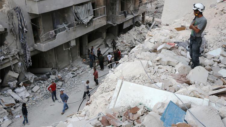 Terroristas ejecutan en Alepo a 14 representantes del Gobierno local