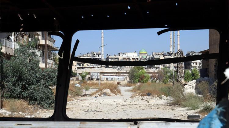 El Consejo de DDHH de la ONU apoya la investigación de crímenes de guerra en Alepo