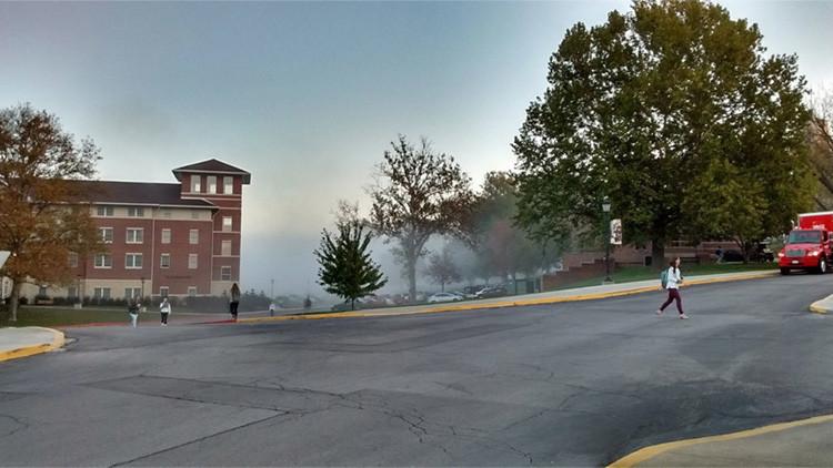 EE.UU.: Evacuan una ciudad de Kansas tras registrarse un gran derrame de sustancias químicas
