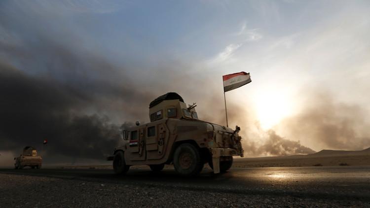 ONU: El Estado Islámico utiliza a más de 550 familias como escudos humanos en Mosul