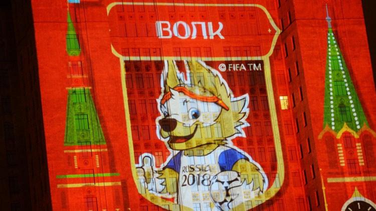 ¡Con ustedes, Zabivaka!: Conozca a la mascota de la Copa Mundial de Fútbol Rusia 2018