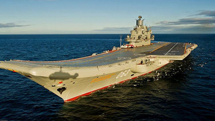 """""""VIENEN LOS RUSOS"""": Buques de Rusia en el canal de la Mancha causan revuelo en la prensa británica"""